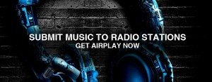 submit music for radio